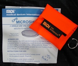 CPR Microshield by MDI